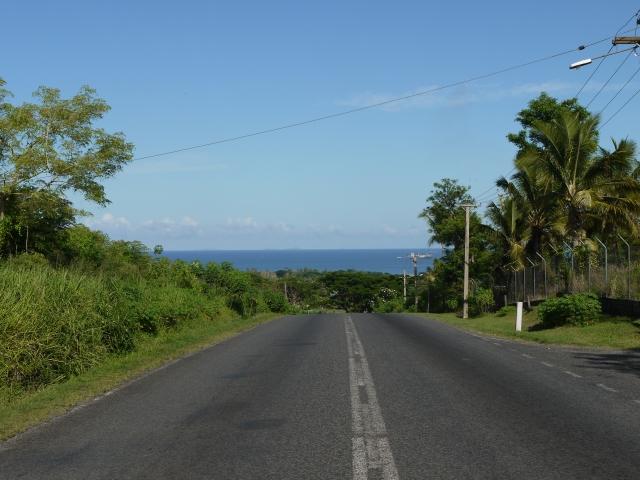 フィジーの道路